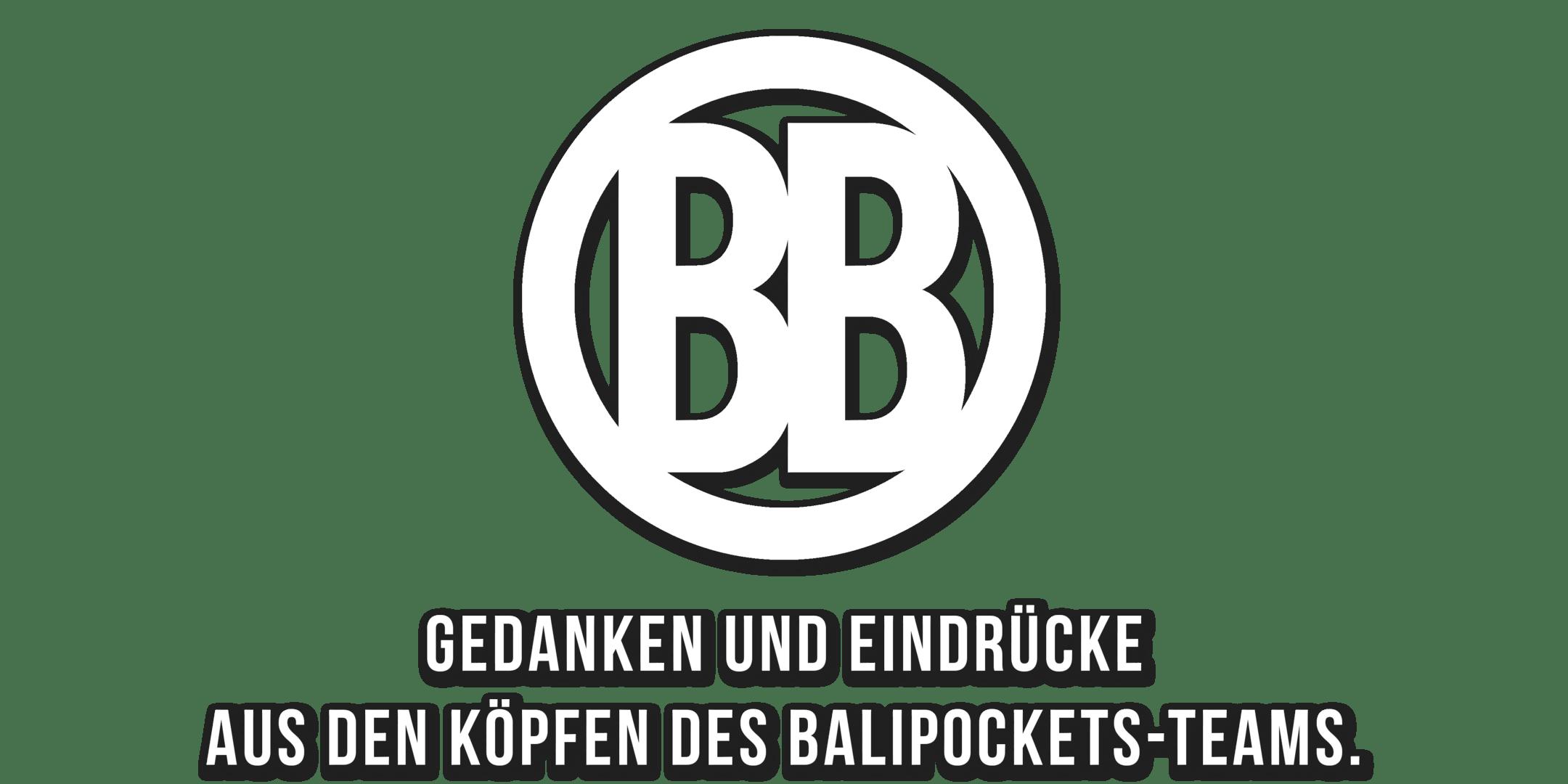 BB - Der Balipockets-Blog.